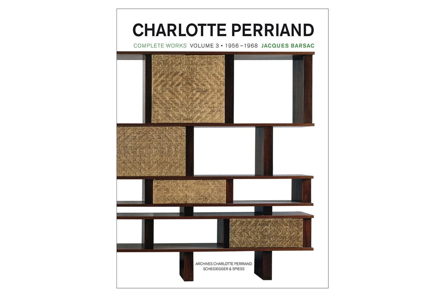 Charlotte Perriand: Complete Works Volume 3: 1956 - 1968