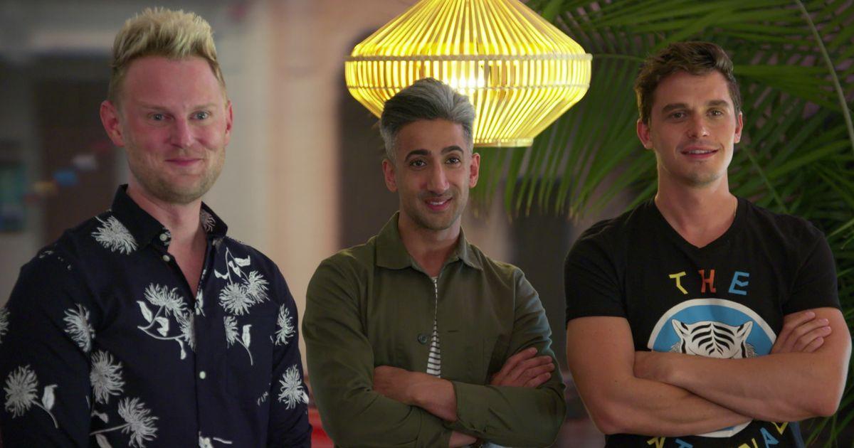 queer eye season 1 episode 6 recap. Black Bedroom Furniture Sets. Home Design Ideas