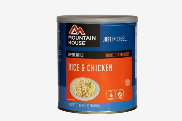 mountain house dehydrated food