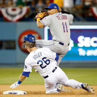 Division Series - New York Mets v Los Angeles Dodgers - Game Two
