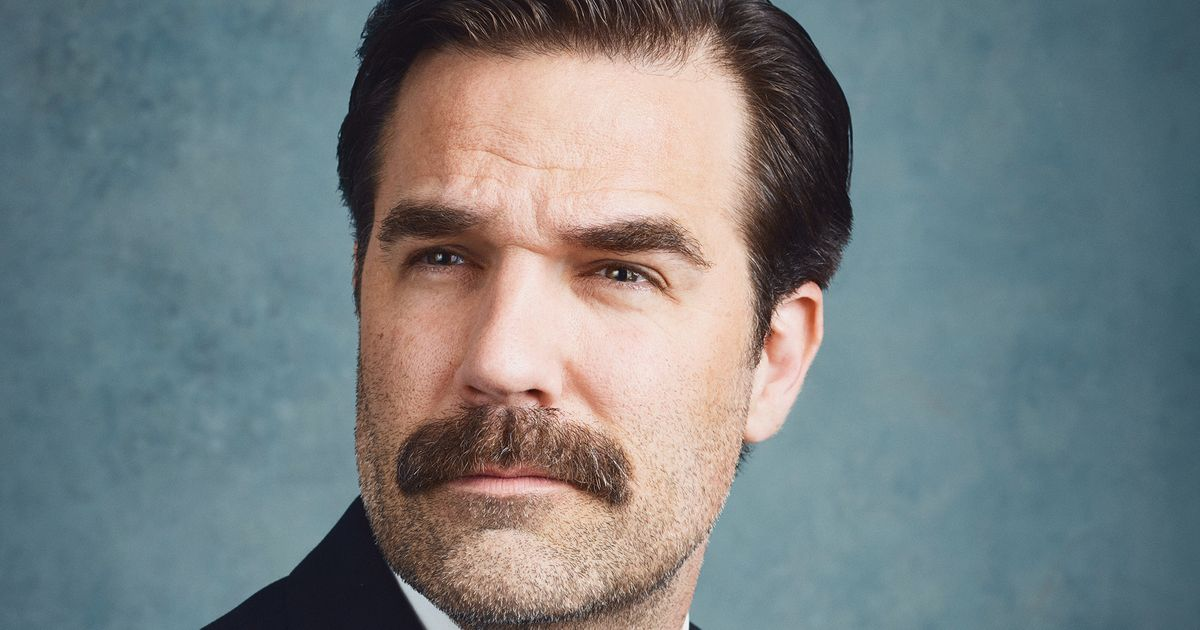 Rob Delaney reflects on first Christmas since son's death |Rob Delaney