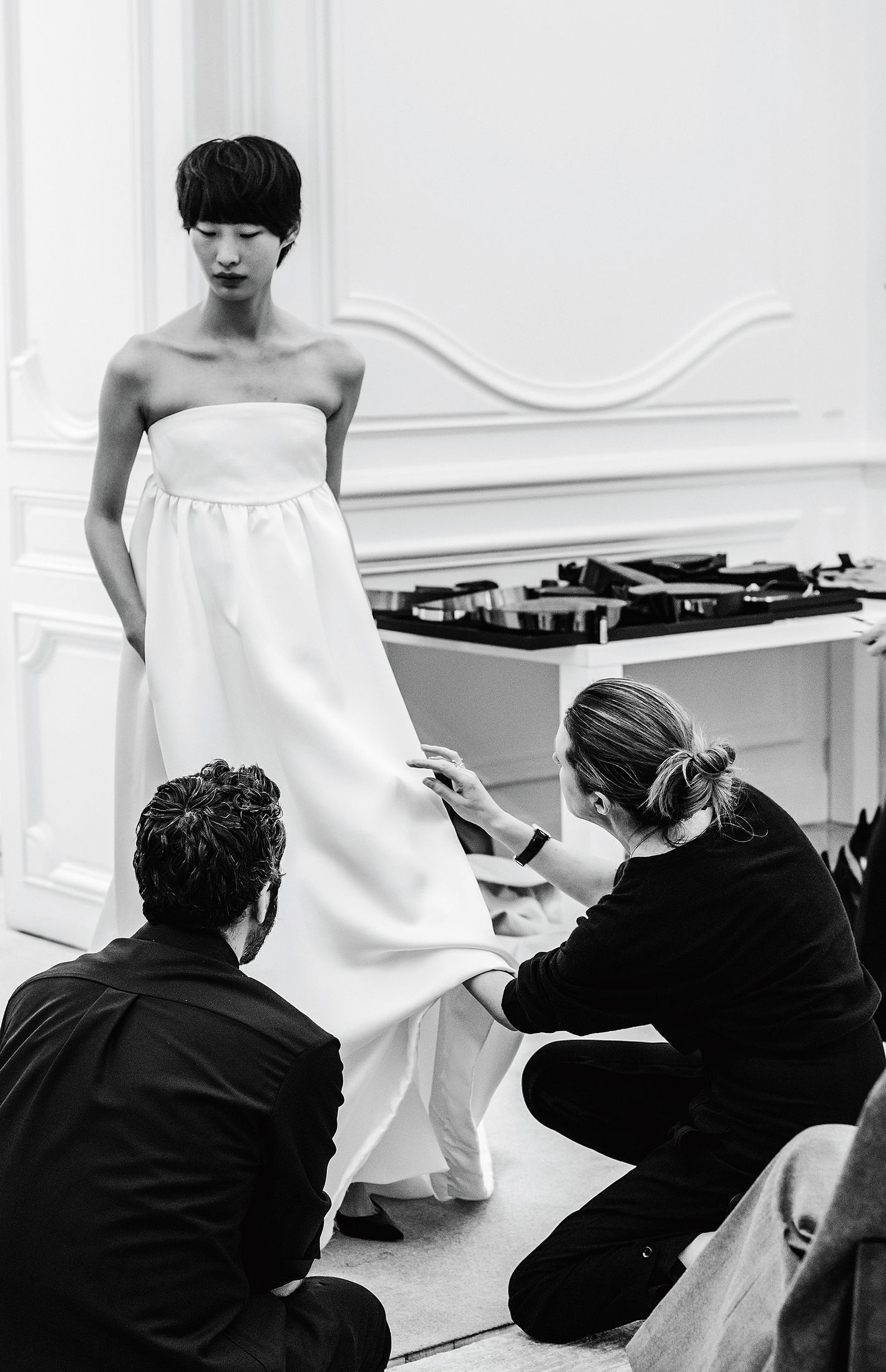 PFW Fall 2018 Couture: Clare Waight Keller\'s Givenchy Debut