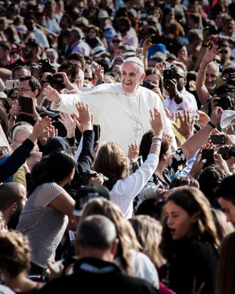 Pope Francis Weekly General Audience