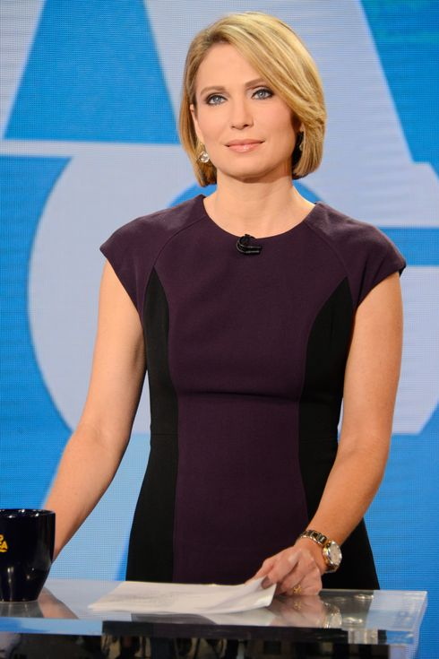 Good Morning America Email : Good morning america host amy robach apologizes for saying