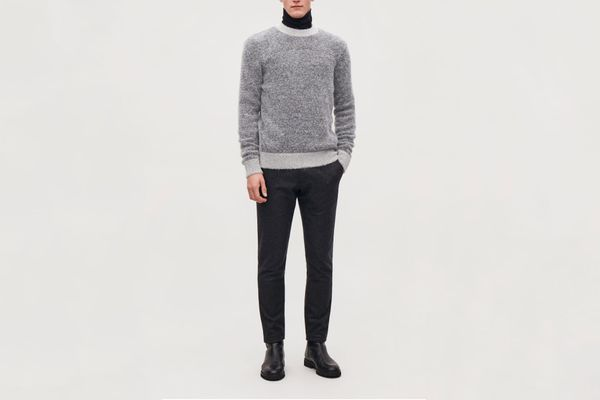 COS Chunky Knit Jumper