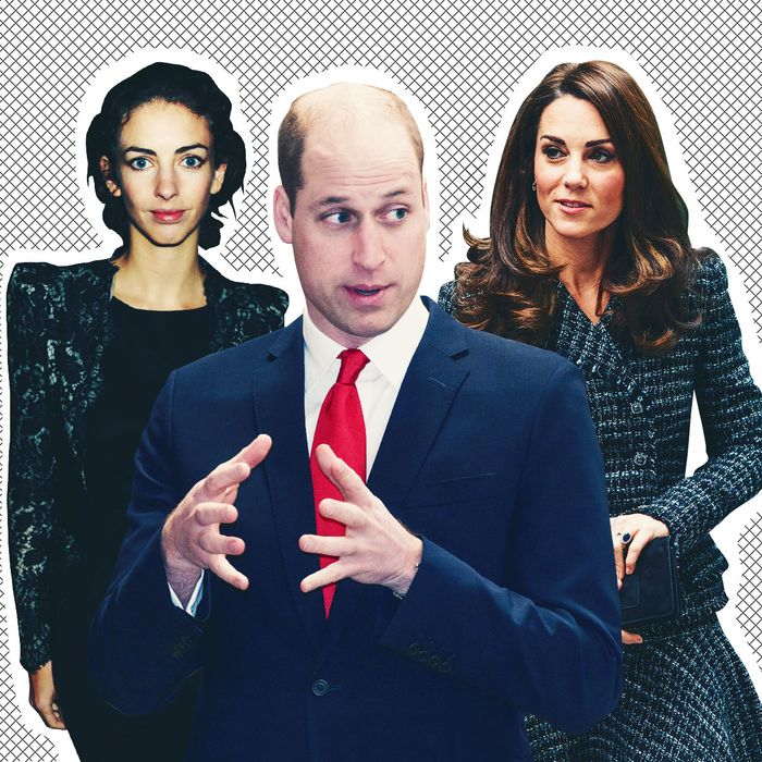 What Is Going on With Prince William and That Marchioness?