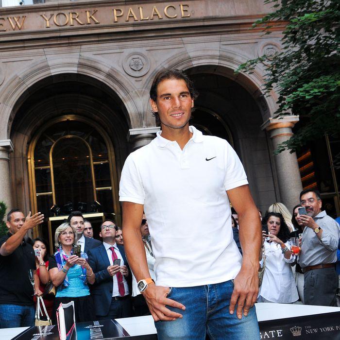 Ping Pong Party Celebration Honoring Rafael Nadal