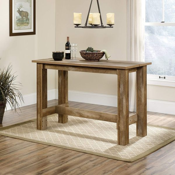 Sauder Boone Mountain Counter Height Dining Table