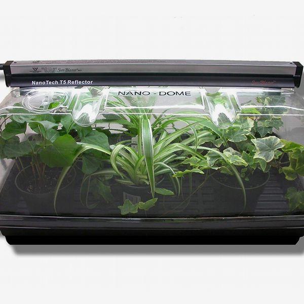 SunBlaster Mini Greenhouse Kit with NanoDome