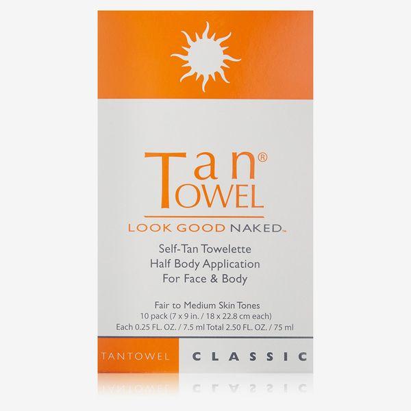 Tan Towel Self-Tan Towelette (10 Count)