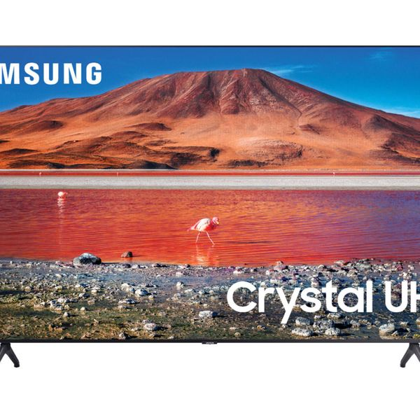 Samsung 50-Inch 7 Series 4K UHD TV With HDR