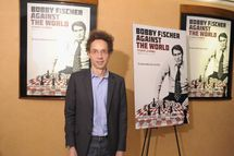 "NEW YORK, NY - MAY 24:  Writer Malcolm Gladwell attends the HBO Documentary screening Of ""Bobby Fischer Against The World"" at HBO Theater on May 24, 2011 in New York City.  (Photo by Michael Loccisano/Getty Images for HBO)"