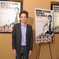 NEW YORK, NY - MAY 24: Writer Malcolm Gladwell attends the HBO Documentary screening Of