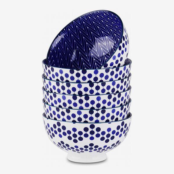 Vancasso Ceramic Bowl Set