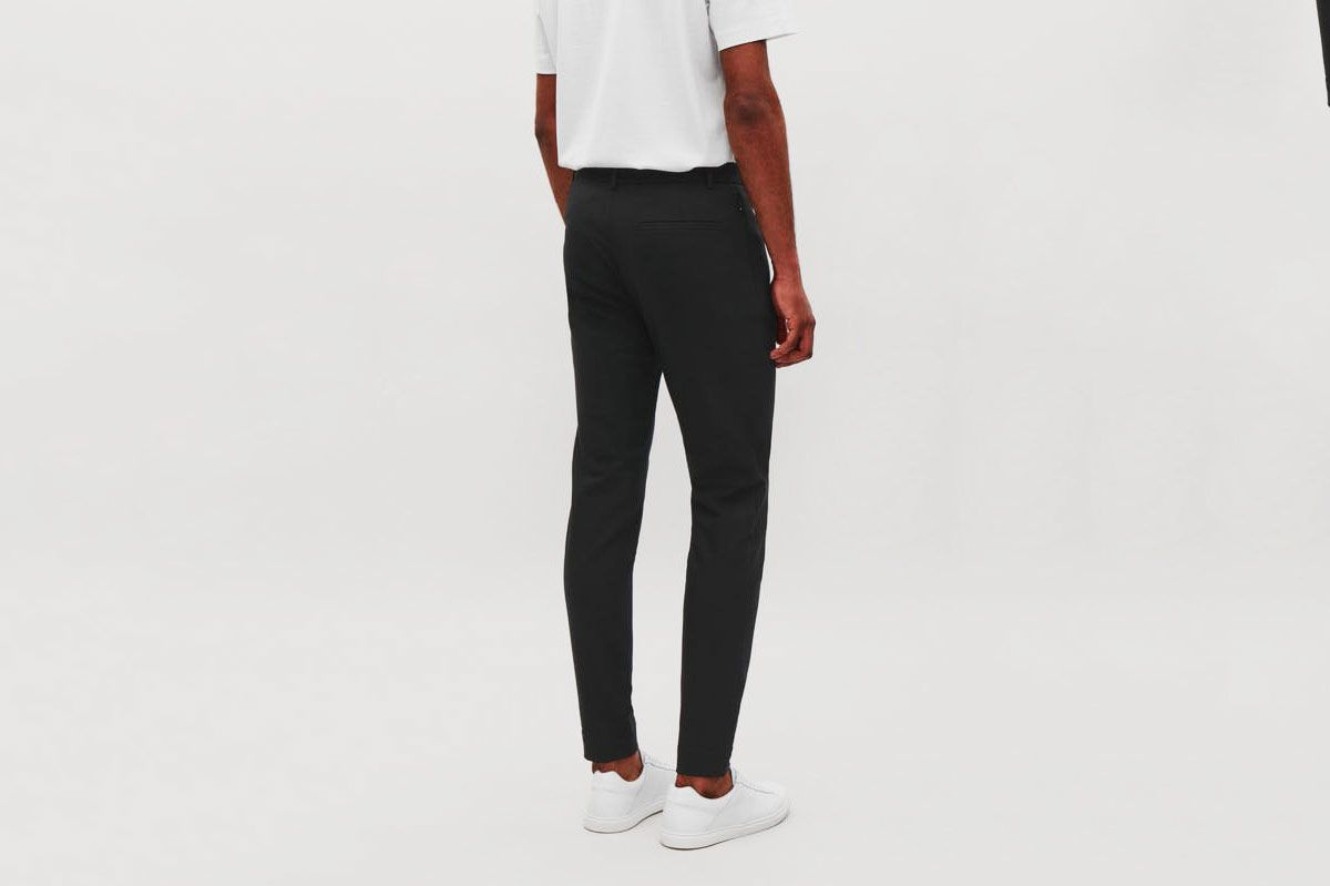 COS Tapered Slim Trousers