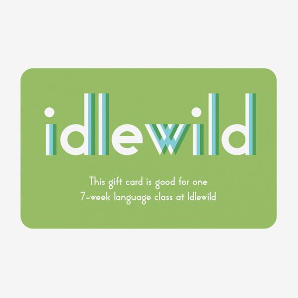 Idlewild 7-Week Language Course