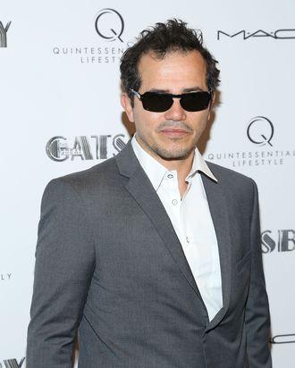 NEW YORK, NY - MAY 05: John Leguizamo attends Pre-Met Ball Special Screening Of