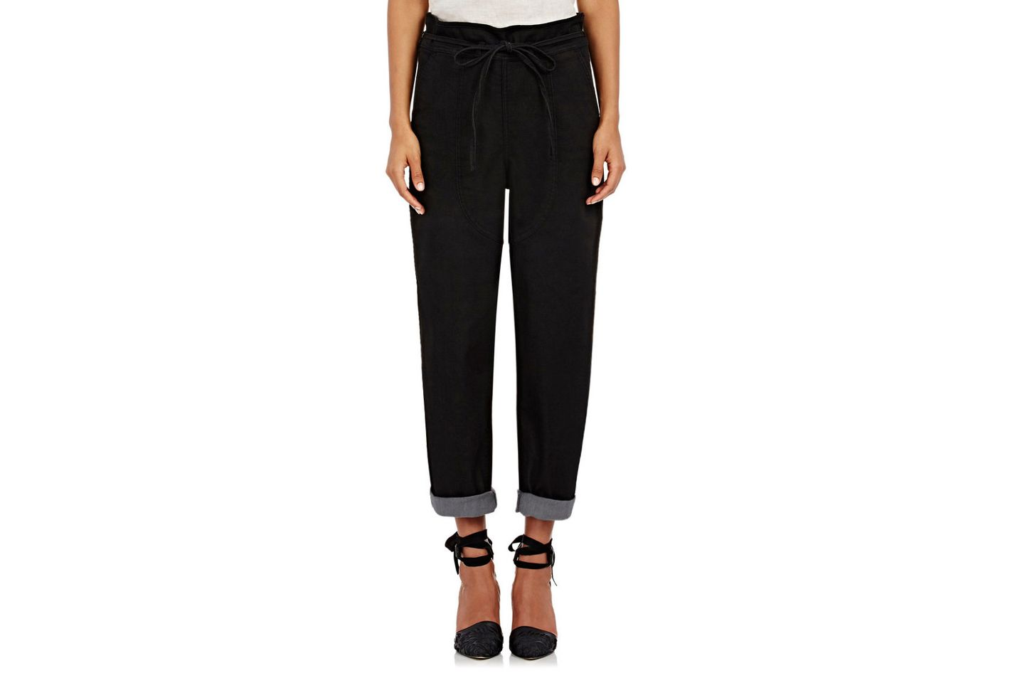Ulla Johnson Sabi Tie-Waist Pants