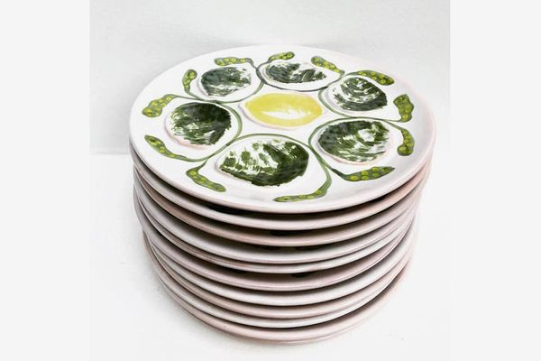 Oyster Plates