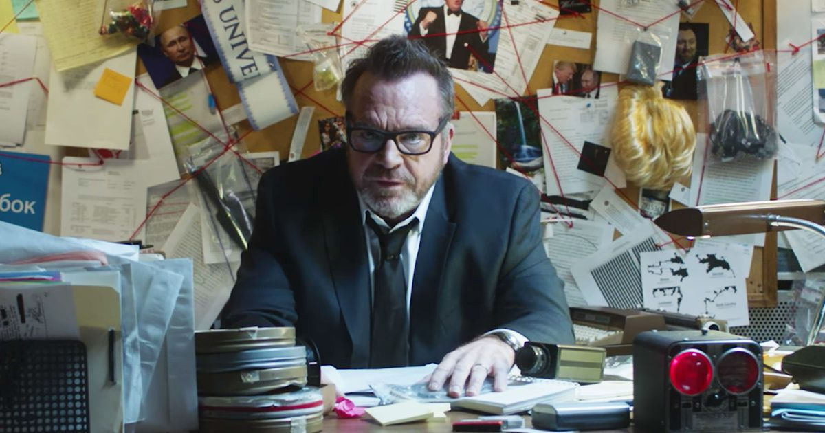 Tom Arnold's The Hunt for the Trump Tapes Premieres on Viceland in September