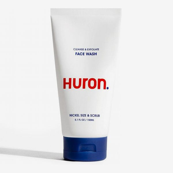 Huron Cleanse and Exfoliate Face Wash