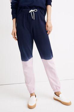 Madewell x Splits59 Dip-Dye Charlie Sweatpants
