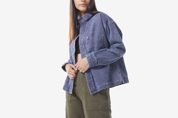 UO Miner Shirt Jacket