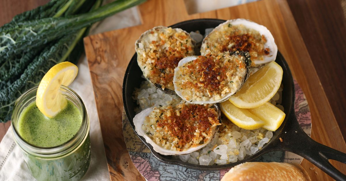 10 Oyster Dishes That Go Way Beyond the Raw Bar -- Grub Street