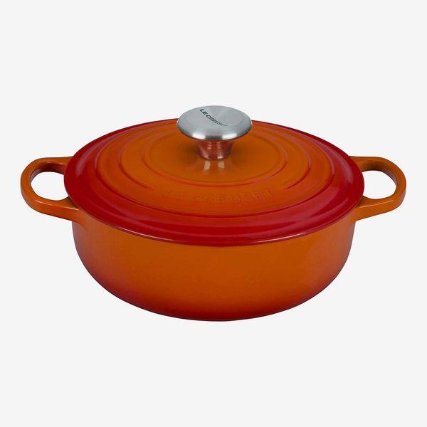 Le Creuset Enameled Cast Iron Sauteuse Oven