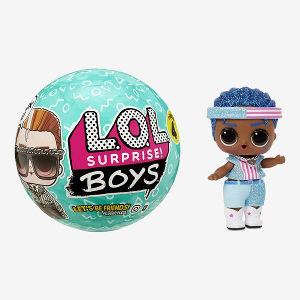 LOL Surprise! Boys Series 4 Boy Doll With 7 Surprises