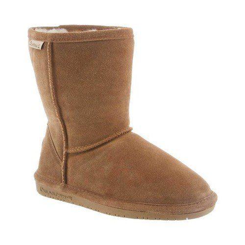 Bearpaw Women's Emma Short Boot (Wide Width)
