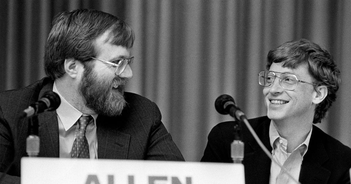 Paul Allen Turned Microsoft Into a Colossus