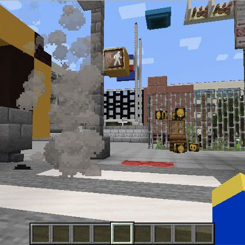 Bronx Science Students Re Created Their School On Minecraft