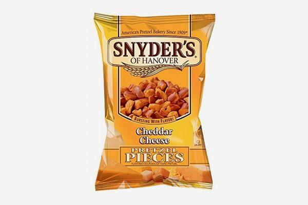 Snyder's Cheddar Cheese Pretzel Pieces