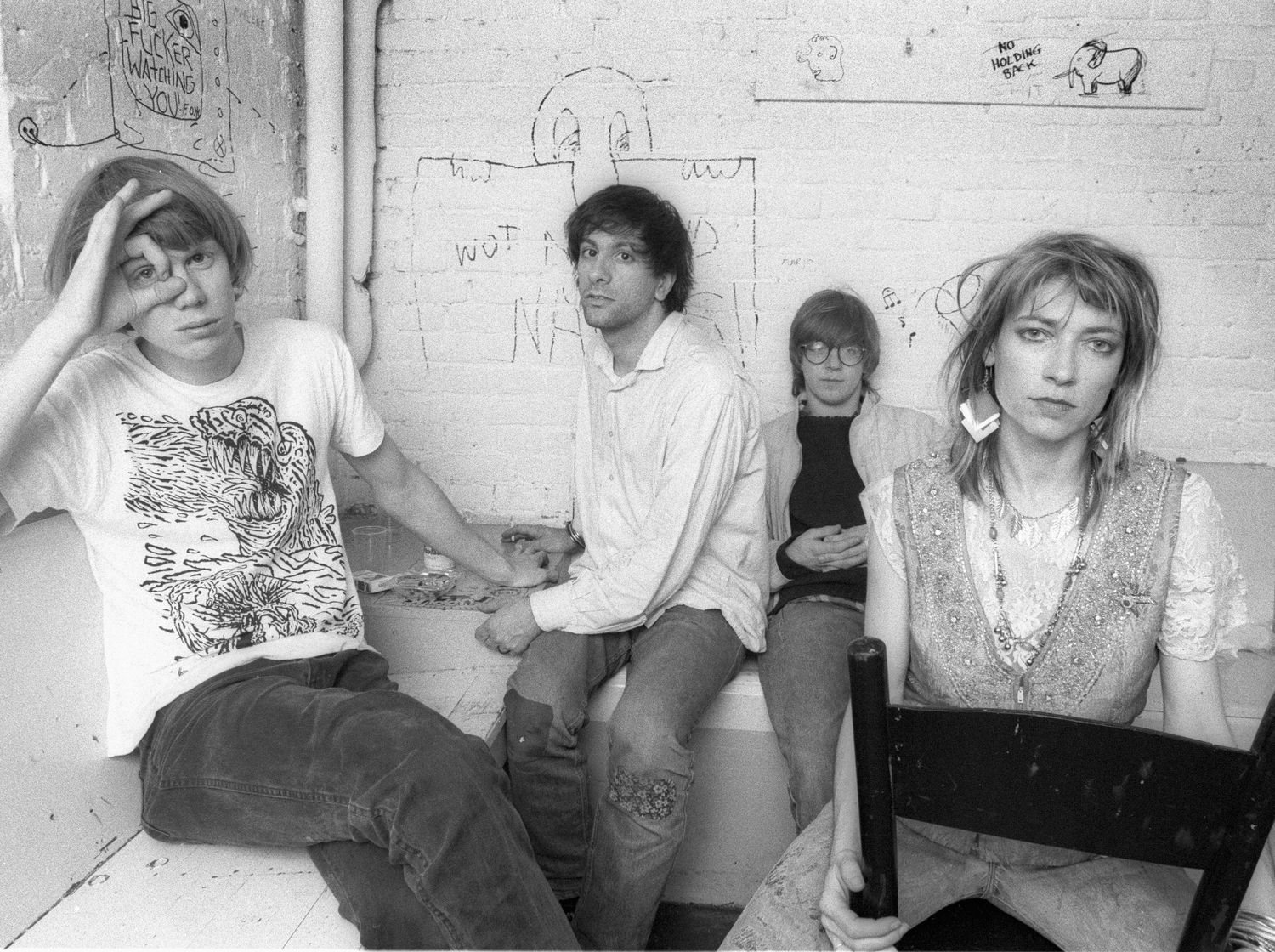 Image result for early sonic youth