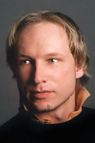 Anders Behring Breivik, a Norwegian citizen and the admitted perpetrator of the 2011 Norway attacks, in which he killed more than 76 people. <P> Pictured: Anders Behring Breivik <P> <B>Ref: SPL300671  250711  </B><BR/> Picture by: Splash News<BR/> </P><P> <B>Splash News and Pictures</B><BR/> Los Angeles:310-821-2666<BR/> New York:212-619-2666<BR/> London:870-934-2666<BR/> photodesk@splashnews.com<BR/> </P>