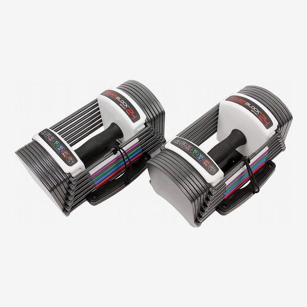 PowerBlock Adjustable SpeedBlock Dumbbells