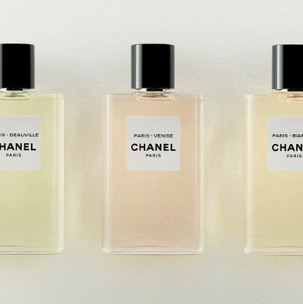 Chanels Les Eaux De Chanel Perfumes Are Inspired By Travel
