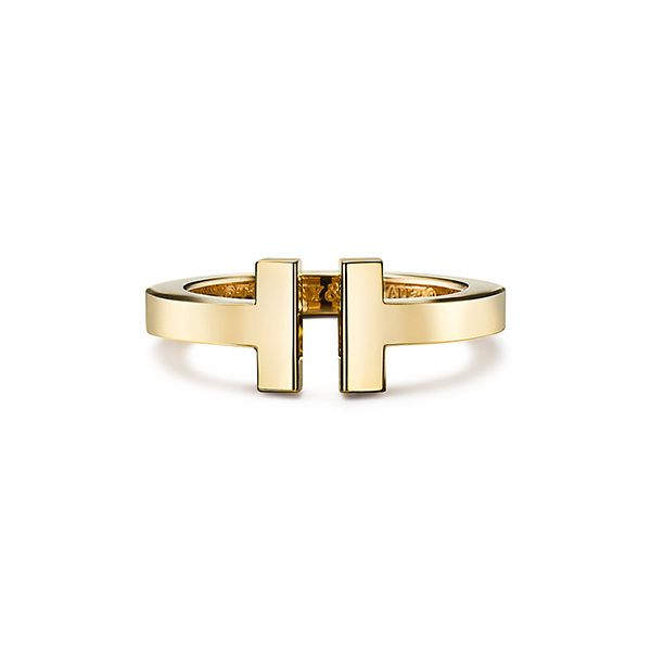 Tiffany T Square Ring