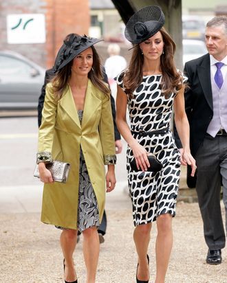 Pippa and Kate.