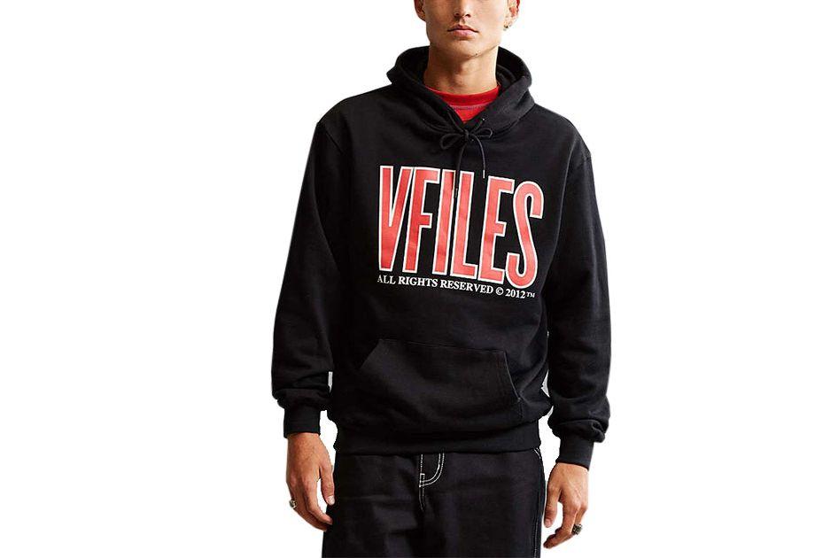 VFiles Oversized Hoodie Sweatshirt