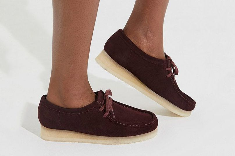 Clarks Wallabee Moccasin