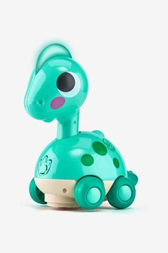 CubicFun Touch & Go Music Light Crawling Baby Toy