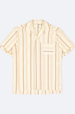 Wales Bonner Havana Short Sleeve Shirt