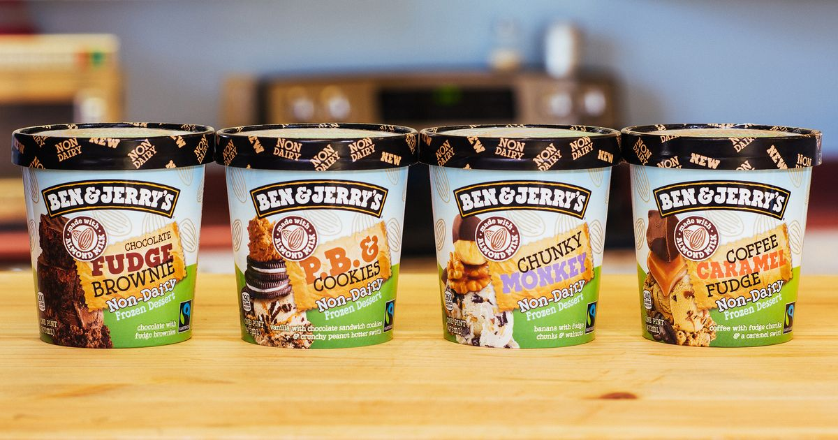 an analysis of the ben jerrys company branding Ice cream maker ben & jerry's has rolled out a £35m  ben & jerrys beyond the brief  the company relays its social mission by stating that its ingredients.