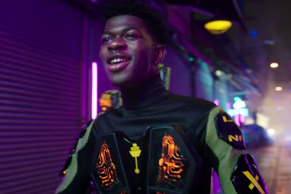 Lil Nas X 'Panini' Video Says Bye to Yeehaw, Hello to Robots