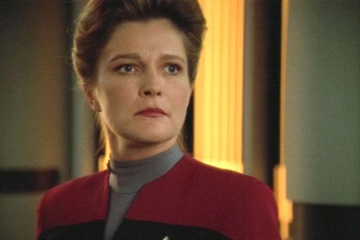 Captain Janeway Actress