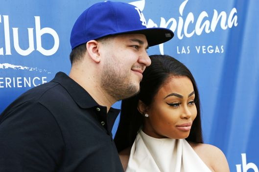 Rob Kardashian Unfollows Blac Chyna on Instagram, Deletes All Their Photos