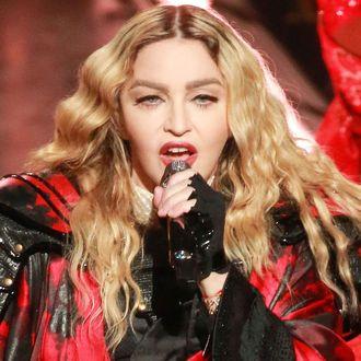 Madonna Holds Rebel Heart Tour In Macau