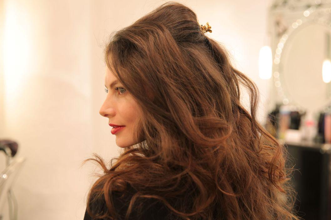 how to get a hair bump